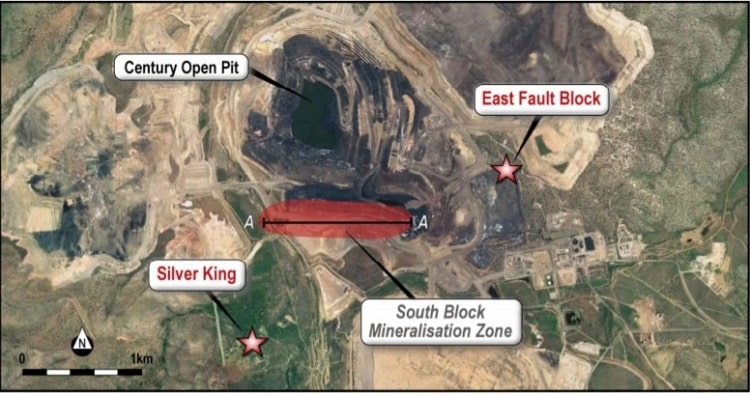 New Century and indigenous group to investigate open pit option at Century Zinc Mine