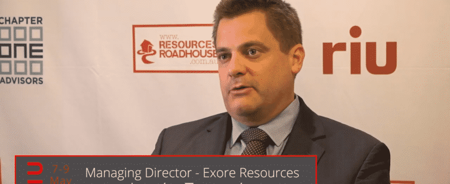 Sydney Resources Roun-Up Q&A: Justin Tremain