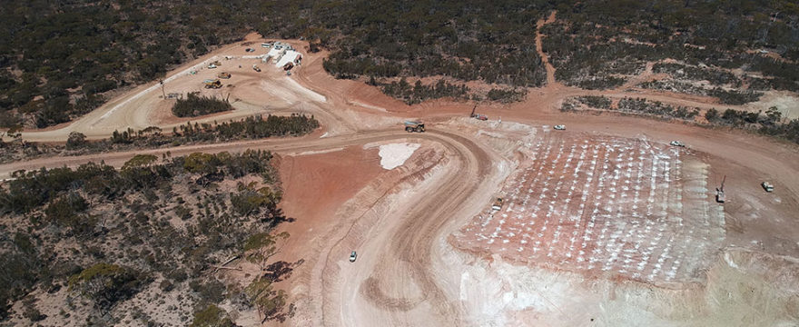 High-grade lithium intercepts at the Dome excite Pioneer