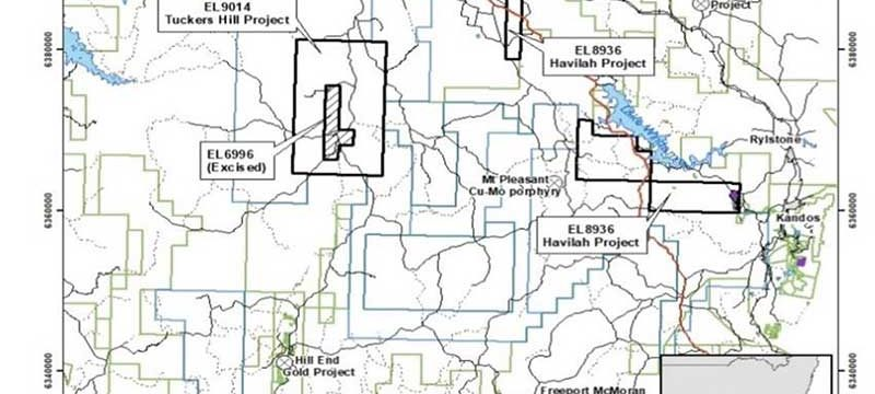 Second look at Tuckers Hill gold returns higher-grades for Golden Deeps