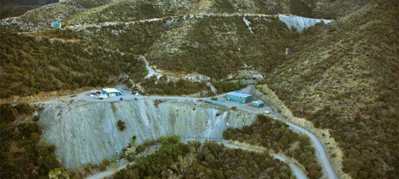 Eagle flying high with extensive new mineralisation Identified at Oracle Ridge